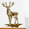 Style and Apply Deer Wall Decal