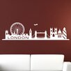 Style and Apply London Skyline Wall Decal