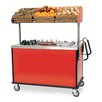 Lakeside Manufacturing Stainless Steel Breakfast Cart