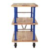Vestil Triple Deck Platform Cart