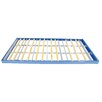 Vestil Gravity Flow Shelf Pallet Rack