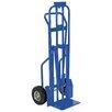 "Vestil 51.75"" x 22.25"" x 19.5"" 600 lbs Four Wheel Hand Truck"