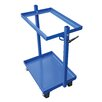 Vestil 200 lbs 1 Shelf Multi-Tier Cart