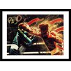 Curioos Beaten by Fire by Mayka Can2ienova Framed Graphic Art