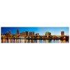 Prestige Art Studios Portland Skyline Photographic Print