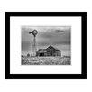 Prestige Art Studios Little House on the Prairie Framed Photographic Print