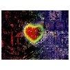 Prestige Art Studios Techno Heart Graphic Art