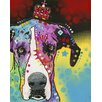 Prestige Art Studios Great Dane Painting Print