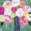 Prestige Art Studios Botanical Splash Painting Print