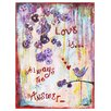Prestige Art Studios Love Is Always The Answer by Jane Hinchliffe Painting Print