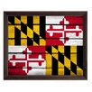Prestige Art Studios Maryland Framed Painting Print