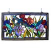 Fine Art Lighting Tiffany Window Panel