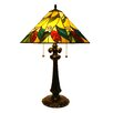 "Fine Art Lighting Tiffany 26"" H Table Lamp with Empire Shade"