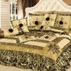 Tache Home Fashion Jungle Dreams 6 Piece Comforter Set
