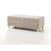Studio Q Furniture Crosby Upholstered Bariatric Bedroom Bench in Grade 2 Fabric