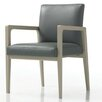 Studio Q Furniture Hayden Guest Chair in Grade 3 Vinyl with Sytex Seat Support System