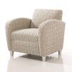 Studio Q Furniture Crosby Lounge Chair in Grade 2 Fabric