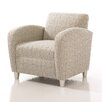 Studio Q Furniture Crosby Lounge Chair in Grade 4 Fabric