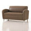 Studio Q Furniture Crosby Loveseat in Grade 3 Vinyl