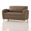 Studio Q Furniture Crosby Loveseat in Grade 4 Fabric