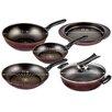 CHEFLINE Chocowine 6-Piece Cookware Set
