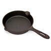 Victoria Preseasoned Cast Iron Skillet