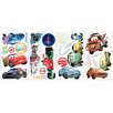 "Wallhogs Disney ""Cars 2"" Cutout Wall Decal"