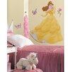 Wallhogs Disney Belle Cutout Wall Decal