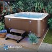 Starlight Hot Tubs Northern Star 6-Person 45-Jet Lounge Spa