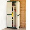 Starplast Heavy Duty Vertical Partition Storage Cabinet