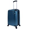 """Mia Toro ITALY Lega Spazzolato 21"""" Hardsided Spinner Suitcase"""