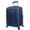"""Mia Toro ITALY Macchiolina Abrasa 26.5"""" Hardsided Spinner Suitcase"""