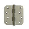 "Deltana 4"" H x 4"" W Butt/Ball Bearing Single Door Hinge"