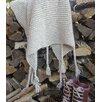 Mayenne Maison Riviera Hand Knit Throw Blanket
