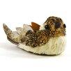Shea's Wildflowers Bird Looking Off To The Side Figurine