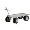 "Little Giant USA 36"" x 74.5"" Steel 8 Wheeler Wagon Truck"