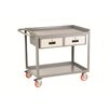 Little Giant USA Mobile Workstation with Storage Drawers