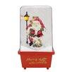 Northlight Seasonal Santa Claus Christmas Musical Snow Globe