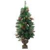 Northlight Seasonal 4' Ball Ornament Artificial Christmas Tree