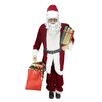 Northlight Seasonal Huge Decorative Plush Christmas Santa Claus Figure