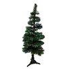 Northlight Seasonal 4' Artificial Spiral Pine Christmas Tree with Multi Light