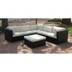 Northlight Seasonal Outdoor Furniture Sectional Sofa Set with Cushions