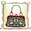 Universal Home Fashions Handbag Throw Pillow