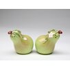 Cosmos Gifts Pear Salt and Pepper Set