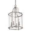 Darby Home Co Walker 4 Light Hanging Foyer Pendant