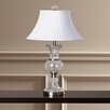 """Darby Home Co Rafferty 28"""" H Table Lamp with Bell Shade"""