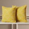 Darby Home Co Cod Indoor/Outdoor Throw Pillow (Set of 2)