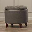 Alcott Hill Rorke Upholstered Storage Ottoman