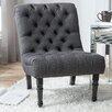 Alcott Hill Tufted Upholstered Chair