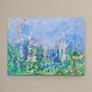 Alcott Hill 'Lavender Fields' Canvas Print